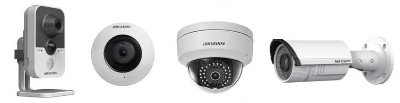Mã camera Hikvision IP