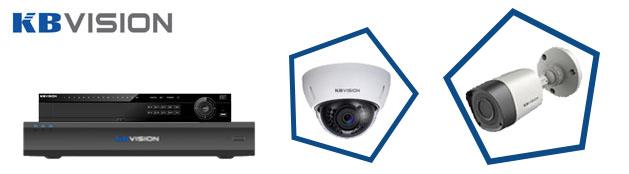Camera và đầu ghi kbvision